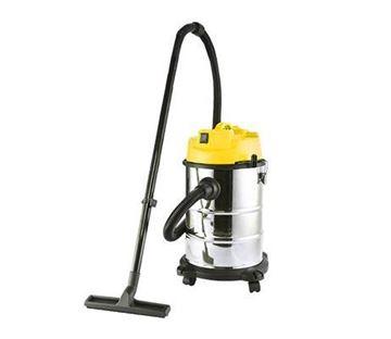 Imagen de Aspiradora agua y polvo 30lts. Inox. 1200W Goldex - Ynter Industrial