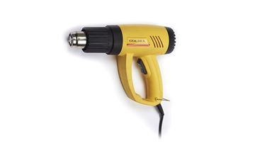 Imagen de Pistola de aire caliente 2000w Hag2000c Goldex-Ynter Industrial
