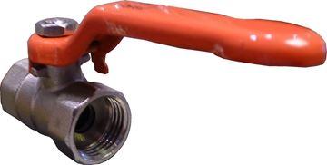 Imagen de Llave de paso esférica 1/2''griferia Goldex Eh1048 - Ynter Industrial