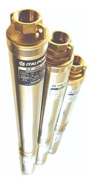 """Imagen de Bomba Sumergible Italpompe 4"""" 1HP - Ynter Industrial"""