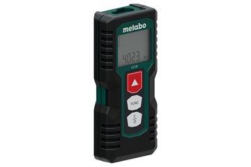 Imagen de Medidor de distancias láser LD 30 Metabo-Ynter Industrial