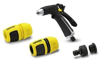 Imagen de Kit pistola de riego para jardín 4 chorros Plus Karcher- Ynter Industrial