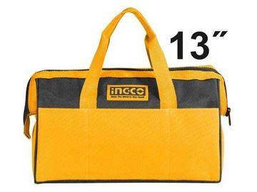 """Imagen de Bolso eco herramientas 13"""" Ingco - Ynter Industrial"""
