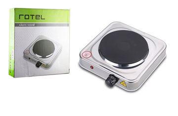 Imagen de Anafe eléctrico acero inox. 1 disco Rotel- Ynter Industrial