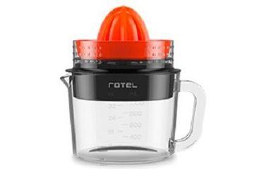 Imagen de Exprimidor de cítricos 1L jarra de vidrio citron glass Rotel -Ynter Industrial