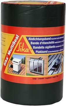 Imagen de Membrana autoadhesiva  c/aluminio 10cm x 10m Sika- Ynter