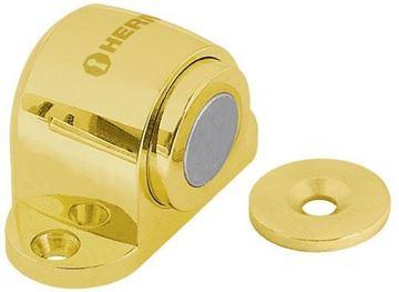 Imagen de Tope de piso magnético bronceado Hermex -Ynter Industrial
