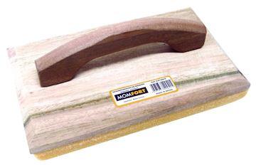 Imagen de Fretacho de madera c/espuma poliur. 15 x 25cm Momfort- Ynter Industrial