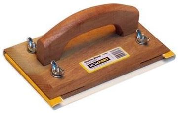 Imagen de Fretacho de madera c/lija 12 x 20cm Momfort- Ynter Industrial