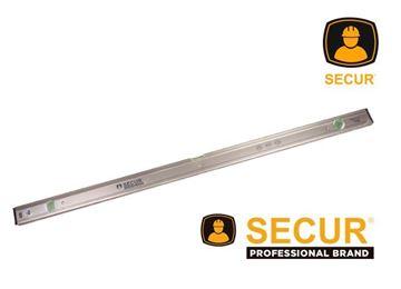 Imagen de Nivel profesional magnético 100cm Secur - Ynter Industrial