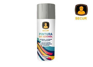 Imagen de Pintura en aerosol cromo brillante 400 ml Secur - Ynter Industrial