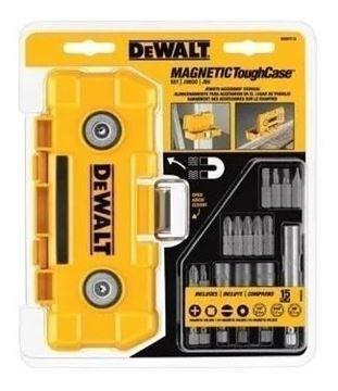 Imagen de Caja magnética Dewalt c/ 5 accesorios - Ynter Industrial
