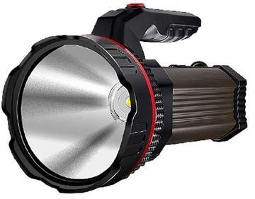 Imagen de Foco LED recargable USB 4500ma base metálica Kamisafe - Ynter Industrial