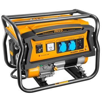 Imagen de Generador 3.5 KW arranque eléctrico Ingco - Ynter Industrial