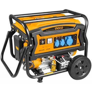 Imagen de Generador 7.5 KW arranque eléctrico Ingco - Ynter Industrial