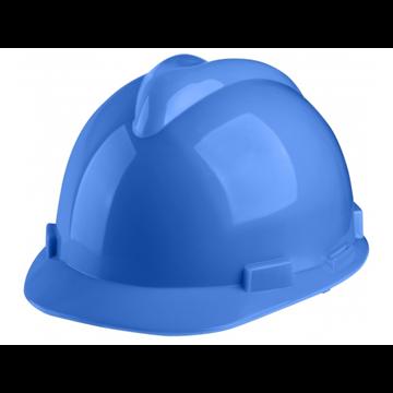 Imagen de Casco de seguridad Ingco azul - Ynter Industrial