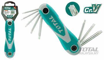 Imagen de Navaja allen Torx 8 medidas Total - Ynter Industrial