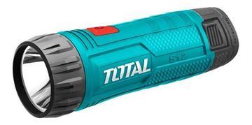 Imagen de Linterna 12V S12 batería no incluida Total - Ynter Industrial