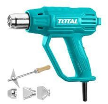 Imagen de Pistola de calor 2000w industrial Total - Ynter Industrial