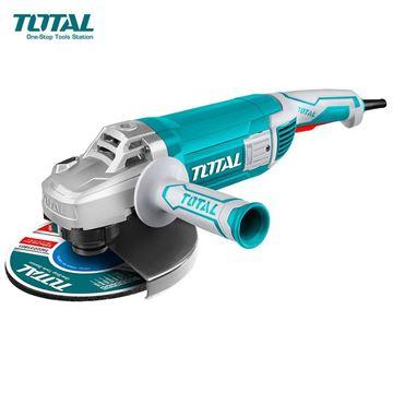 Imagen de Amoladora 2400w 7¨ industrial Total - Ynter Industrial