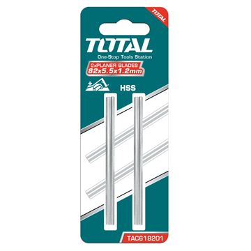 Imagen de Hojas de cepillo eléctrico Total - Ynter Industrial
