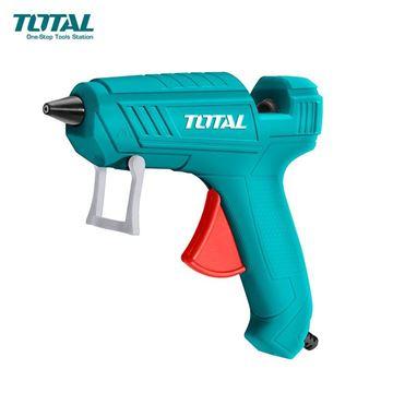 Imagen de Pistola eléctrica p/silicona 100w Total - Ynter Industrial