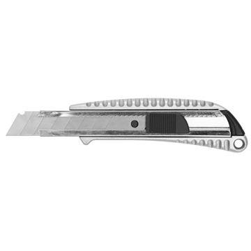 Imagen de Trincheta 18 mm Ingco cuerpo de aluminio - Ynter Industrial