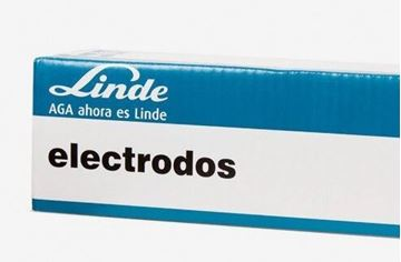Imagen de Electrodo AGA- LINDE R11  2.5 mm x 10 kg - Ynter Industrial