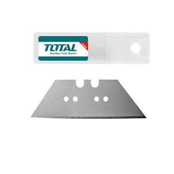 Imagen de Hojas trapezoidal p/trincheta x 10 unidades Total - Ynter Industrial