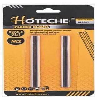 Imagen de Cuchillas doble filo para garlopa eléctrica Hoteche - Ynter Industrial