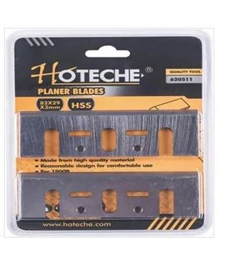 Imagen de Cuchillas reafilables para garlopa eléctrica Hoteche - Ynter Industrial