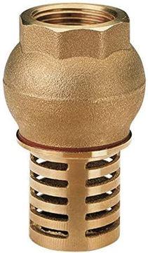 Imagen de Valvula de fondo con canastilla de bronce 1 1/2 -Ynter