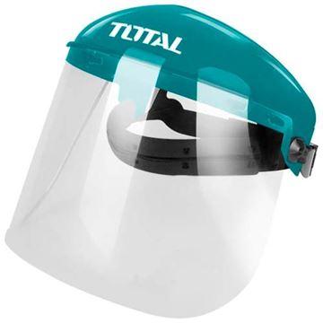 Imagen de Mascara protección policarbonato transparente Total- Ynter
