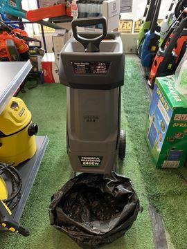 Imagen de Trituradora chipeadora eléctrica 2400W Rondy - Ynter Industrial