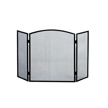 Imagen de Chispero Para Estufa Articulado 76 X 117cm Negro - Ynter