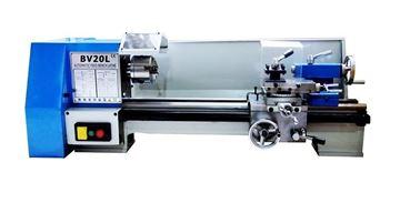 Imagen de Torno Mecanico Industrial Para Metales 520mm - Ynter