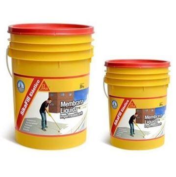 Imagen de Membrana Líquida Sikafill Elástico 20+4kg - Ynter Industrial