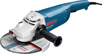 Imagen de Amoladora angular Bosch 230mm 2200w GWS22-230-Ynter Industrial
