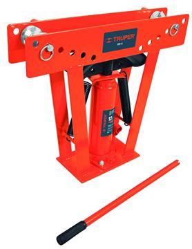 Imagen de Dobladora de Caño 1/2 a 3 plg 16ton Truper - Ynter Industrial