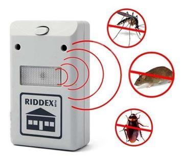 Imagen de Repelente de Plagas e Insectos Por Sonido Eléctrico