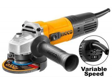 Imagen de Amoladora angular 4½  900W Vel Var Ingco -  Ynter Industrial
