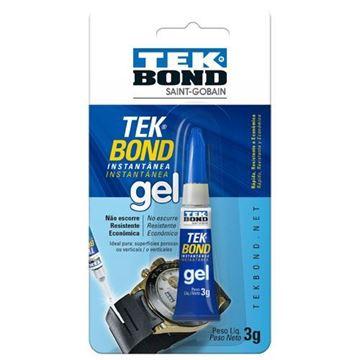 Imagen de Pegamento La Gotita Gel Tek Bond Instantanea - Ynter